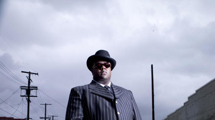Jamal Woolard Notorious Production Stills Fox Searchlight 2009