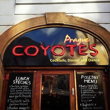 Prague Coyotes?! So that's where Phoenix went...
