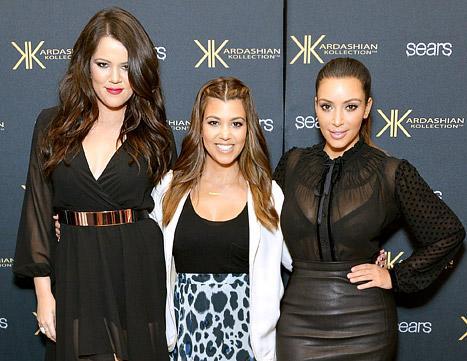 "Kim Kardashian Has Gross ""Smell Off"" With Kourtney and Khloe"