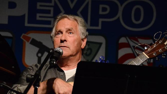 """Songwriter Jon Lind performing at the 8th Annual ASCAP """"I Create Music"""" EXPO, on Friday, April 19, 2013 in Hollywood, California. (Photo by Tonya Wise/Invision for ASCAP/AP Images)"""