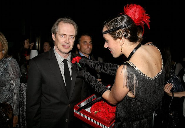 "Steve Buscemi attends HBO's ""Boardwalk Empire"" Series Premiere party in AC at Caesars Atlantic City on September 16, 2010, in Atlantic City, New Jersey."