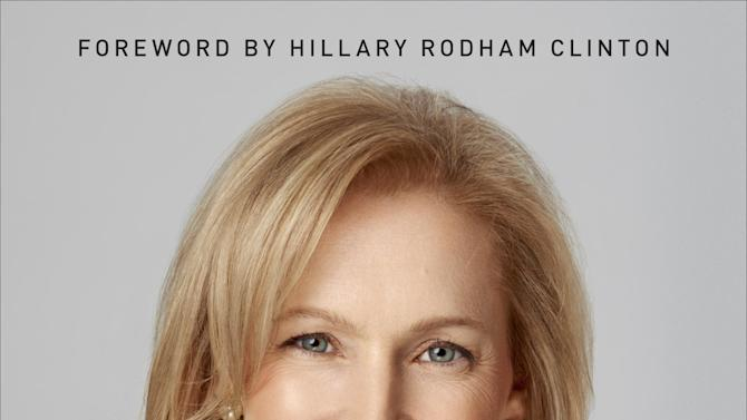 "This book cover image released by Ballantine Books  shows ""Off the Sidelines: Raise Your Voice, Change the World,"" by Kirsten Gillibrand. (AP Photo/Ballantine Books )"