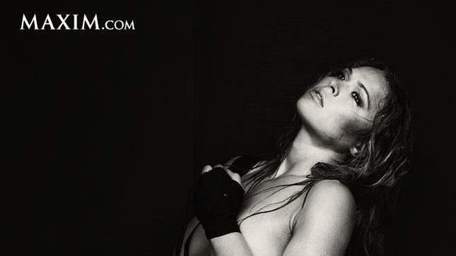 UFC Women's Champ Ronda Rousey Lands at No. 29 on Maxim Magazine's Hot 100 List for 2013