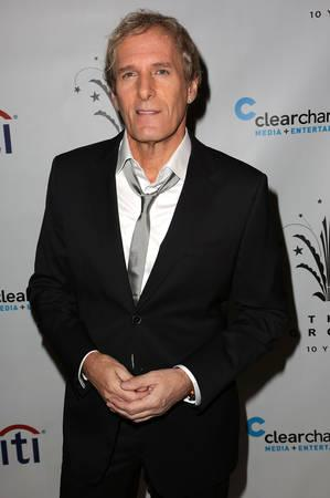 Michael Bolton is toast of broadcasters' gala