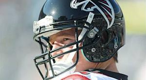 Falcons mindful of saving counters for playoffs