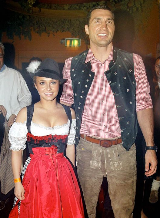 Hayden Panettiere Bf Oktoberfest