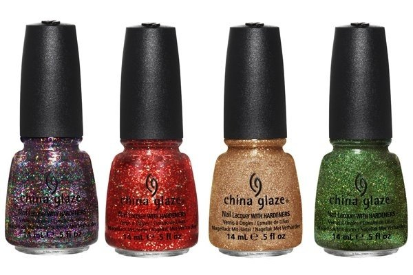 China Glaze Holiday Joy Collection