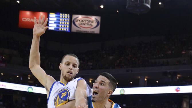 NBA: New Orleans Hornets at Golden State Warriors