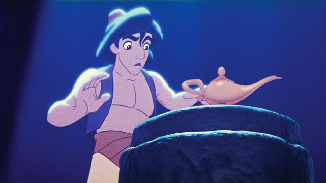 Disney's 'Aladdin' to sweep into Broadway