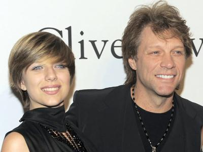 Heroin charge dropped vs. Bon Jovi's daughter