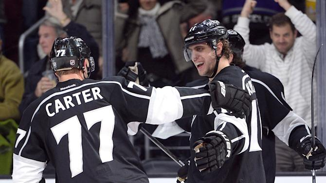 NHL Three Stars: Kopitar sets career mark; Fleury blanks Avs