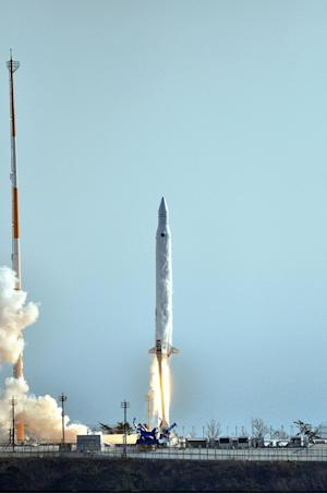 Space Race in Asia Heating Up