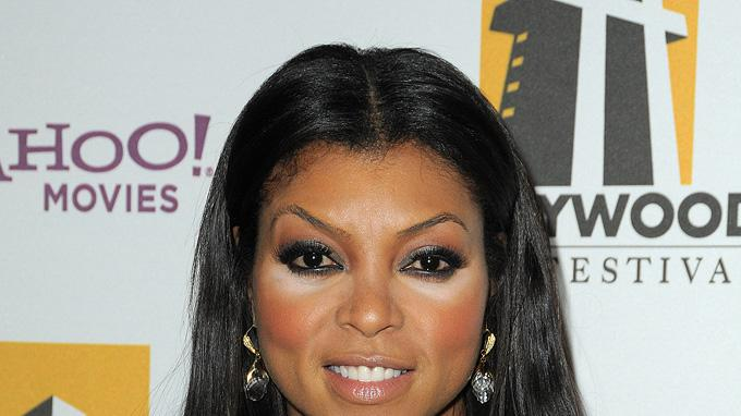 13th Annual Hollywood Awards Gala 2009 Taraji P Henson