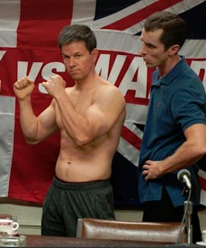 """Mark Wahlberg and Christian Bale in """"The Fighter."""" -- Paramount"""