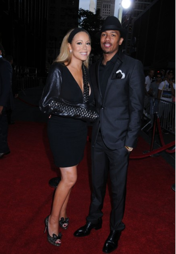 Mariah Carey, 43 & Nick Cannon, 32