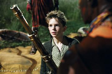 Freddie Highmore in The Weinstein Company's Arthur and the Invisibles