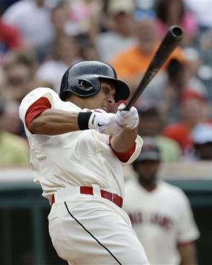 Brantley's 5 RBIs lift Indians past Tigers 9-6
