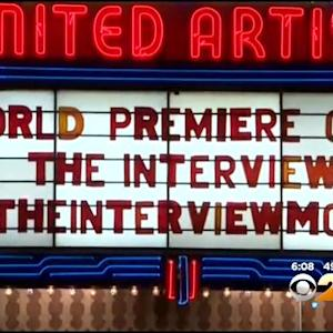 Fans Line Up At Area Theaters To See 'The Interview'