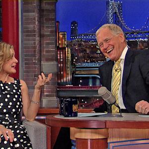 Amy Sedaris & David Letterman Talk Pets