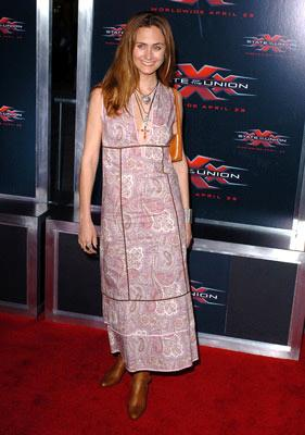 Premiere: Diane Farr at the Westwood premiere of Columbia Pictures' XXX: State of the Union - 4/25/2005