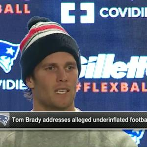 New England Patriots quarterback Tom Brady: 'This isn't ISIS'