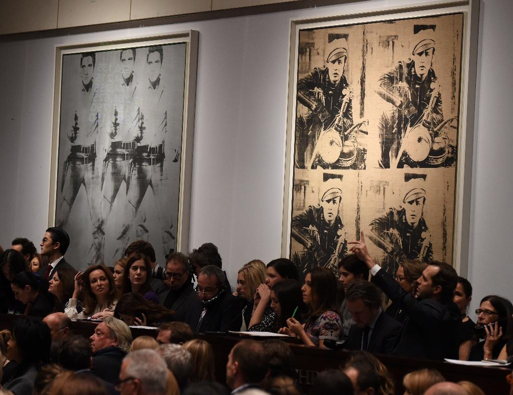 World art sales hit new record in 2014