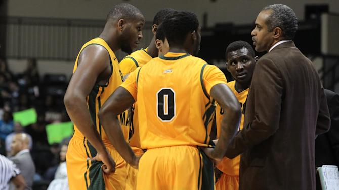 NCAA Basketball: George Mason at South Florida