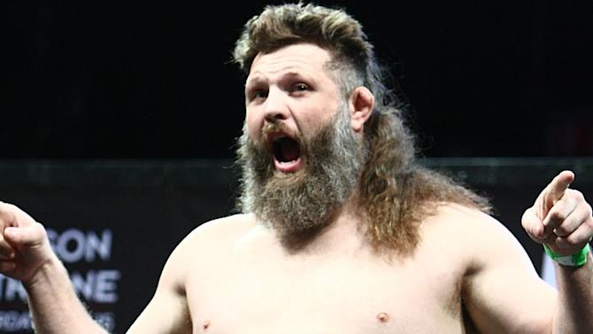 Roy Nelson 'Running the UFC Train for Fight Pass' Ahead of Showdown with Mark Hunt