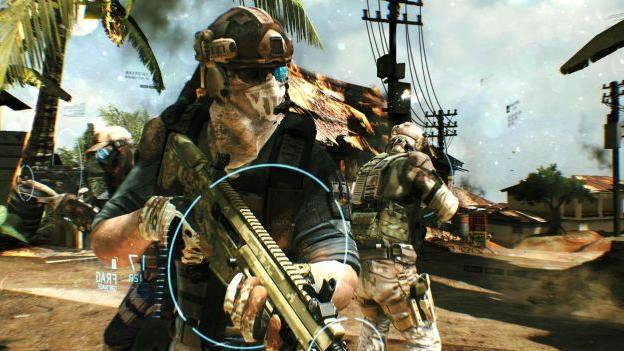 Digital Blend: Ghost Recon Network puts a mobile twist on Ghost Recon: Future Soldier