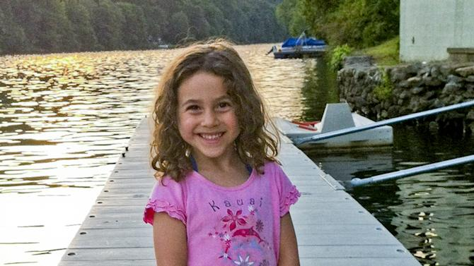 This undated photo provided by the Avielle Foundation shows Avielle Richman, 6, who was killed in the shooting massacre by Adam Lanza at Sandy Hook Elementary School in Newtown, Conn., on Dec. 14, 2012.  As scientists, her parents, Jeremy Richman and Jennifer Hensel, wanted answers about what could lead a person to commit such violence.  On Monday, April 15, 2013, they announced a scientific advisory board for the Avielle Foundation, which was established with the goal of reducing violence. (AP Photo/The Avielle Foundation)