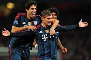 Bayern must tie down contract rebel Kroos after Arsenal masterclass