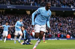 Yaya Toure: Proper recognition only comes from fans