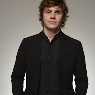 Evan Peters attends the Tribeca Film Festival 2013 portrait studio on April 19, 2013 in New York City -- Getty Images