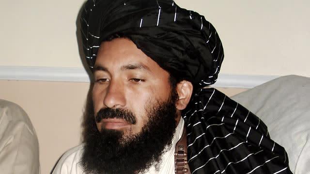 Drone Kills Top Taliban Commander