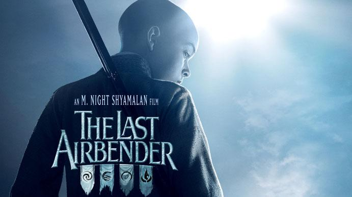 Noah Ringer The Last Airbender Poster Production Stills Paramoun 2010