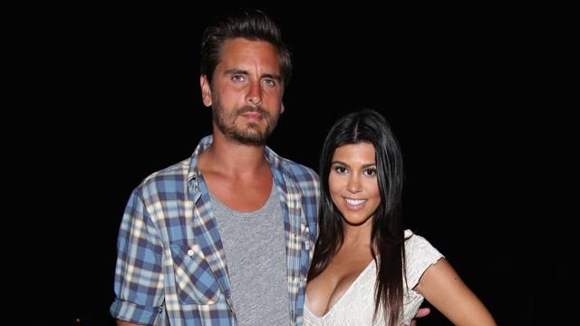 Kourtney Kardashian Splits From Scott Disick After He's Spotted With Another Woman
