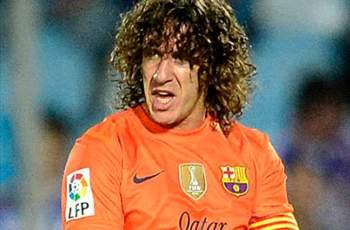 Puyol to make Barcelona return against Zaragoza