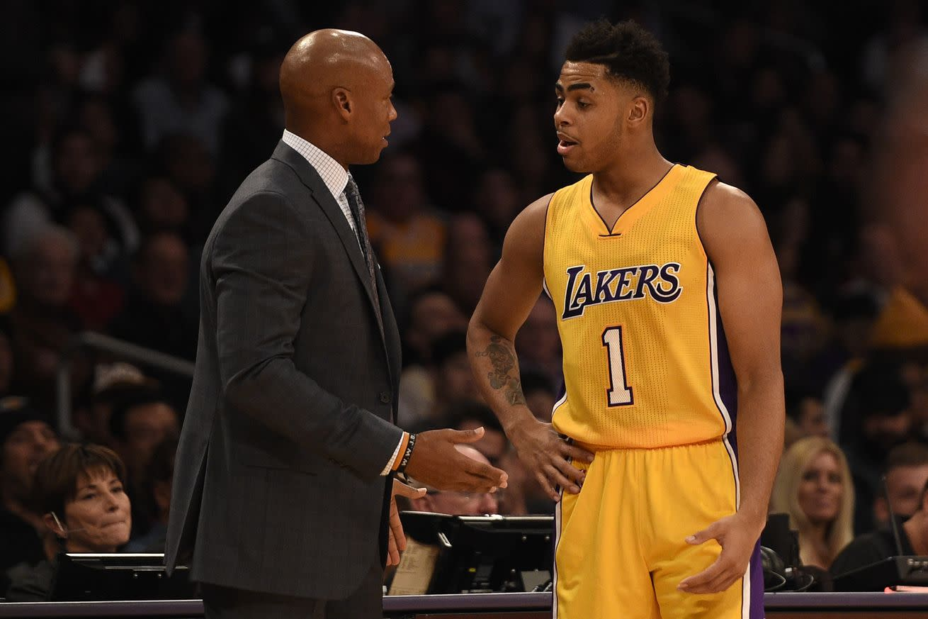 Byron Scott keeps finding new ways to criticize D'Angelo Russell