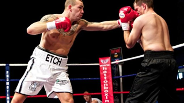 Adam Etches takes on unbeaten Brazilian on Kell Brook's October 26 Sheffield card