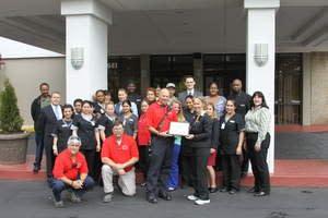 Alexandria, VA Hotel Hosts Technical Rescue Association of Virginia Challenge