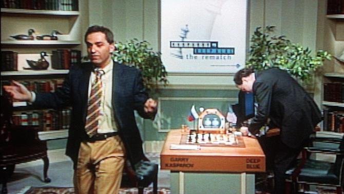 Deep Blue Vs. Kasparov, Game 6