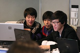 Korean developers discover the joys of Yahoo! Pipes