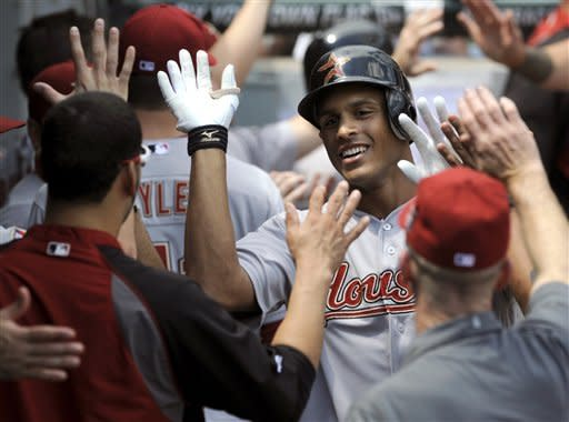 Astros power past White Sox 11-9