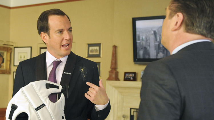 30 Rock guest stars: Will Arnett