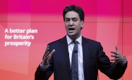 Labour bid to court business overshadowed by ad row
