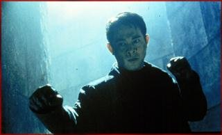 Jet Li in Black Mask