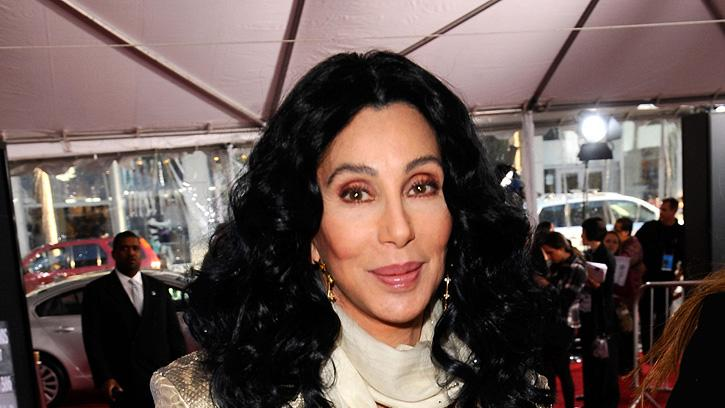 TCM Classic Film Festival A Star is Born Premiere 2010 Cher