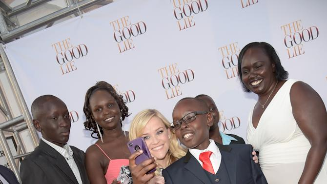 The Good Lie Red Carpet Nashville