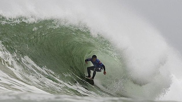 Adriano de Souza of Brazil in Portugal (ASP)