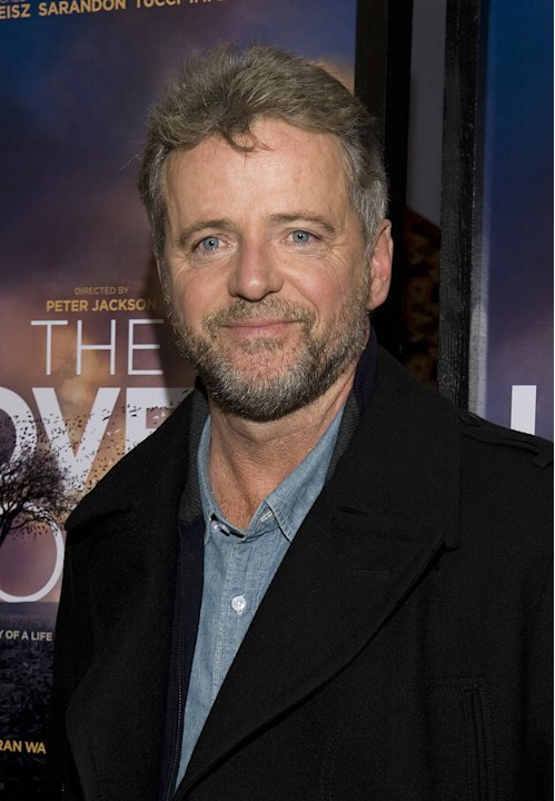 The Lovely Bones NY Premiere 2009 Aidan Quinn